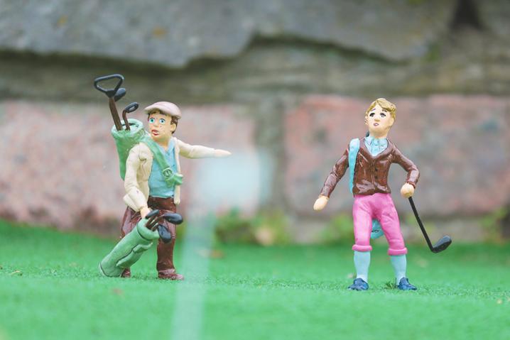 Merrivale Golfers