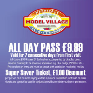 Merrivale All Day Pass