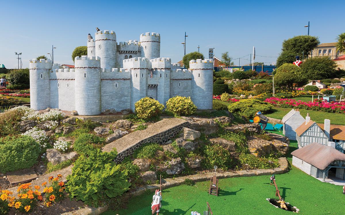 Merrivale Castle
